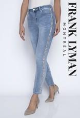 Frank Lyman Jeans avec Motif Serpent/Brillants Frank Lyman 196105U