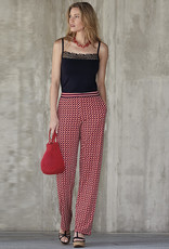 Janira Pantalon Loo Tiles Janira avec poches en Viscose LG25153