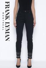 Frank Lyman Jeans avec Détail à l'Ourlet Frank Lyman 203132U