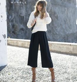 MARBLE Pantalon Palazzo Capri MARBLE 5950