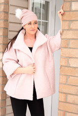 Manteau Court Oversize Pure Essence 370-4700