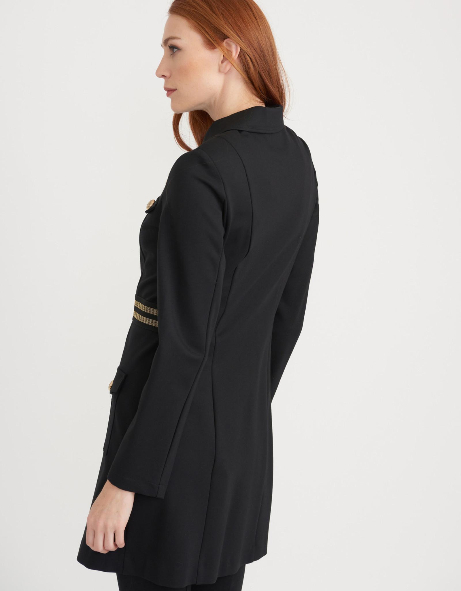 Joseph Ribkoff Jacket Style Militaire Boutons Dorés Joseph Ribkoff 203618
