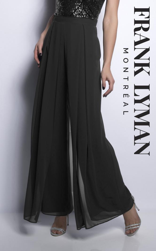 Pantalon Fluide Évasé Lyman 209227