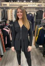 Artex Fashions Veste à Manches Longues à Fermeture à Glissière Artex 1124219