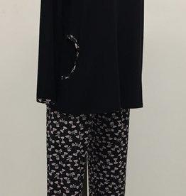 Najerika Pyjama 2pcs Pantalon et Manches Longues Motifs Boucles Najerika 4182