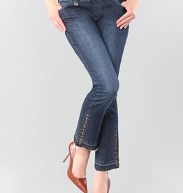 Lisette L. Montréal Jeans Betty Mini-Flare Copper Studs Lisette L. 455631