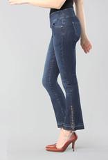 Lisette L. Montréal Jeans Betty Mini-Flare Copper Studs Lisette L. 455631