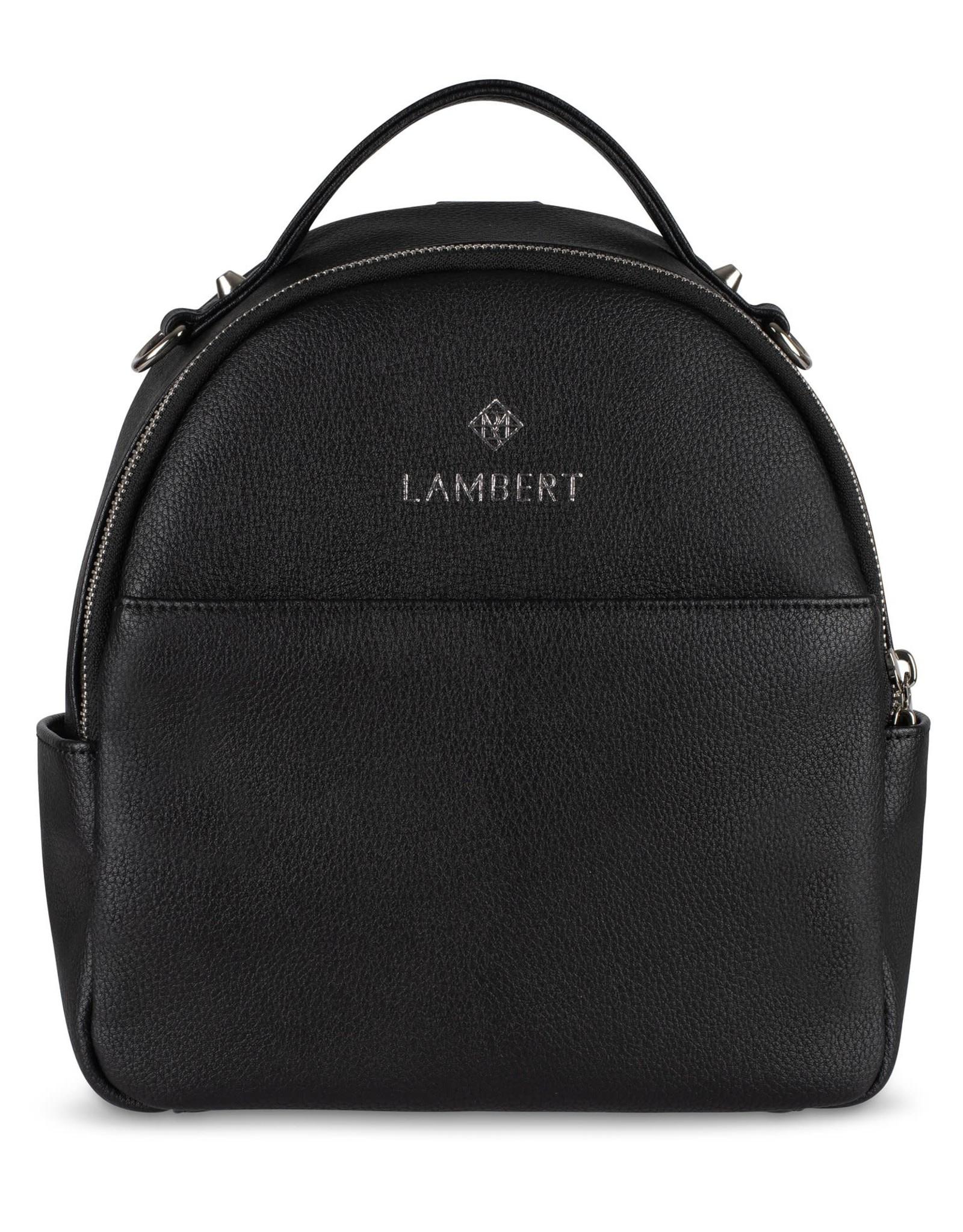 Lambert Mini Sac à Dos en Cuir Vegan Lambert Charlie