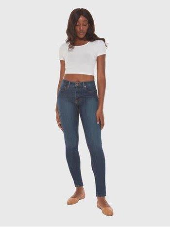 Lola Jeans Jean Skinny à Taille Haute Lola Jeans Alexa-CSN