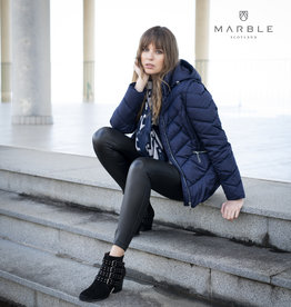 MARBLE Manteau avec Capuchon et Manches Amovibles Marble 5949