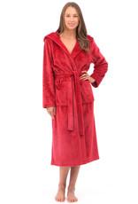 Patricia Lingerie Robe de Chambre Longue avec Poches et Cordon Patricia 825-C