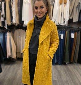 Artex Fashions Manteau Long à Revers Artex 0-5912