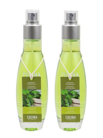 Fruits et Passion Aromate D'Ambiance Coriandre et Olivier 100ML