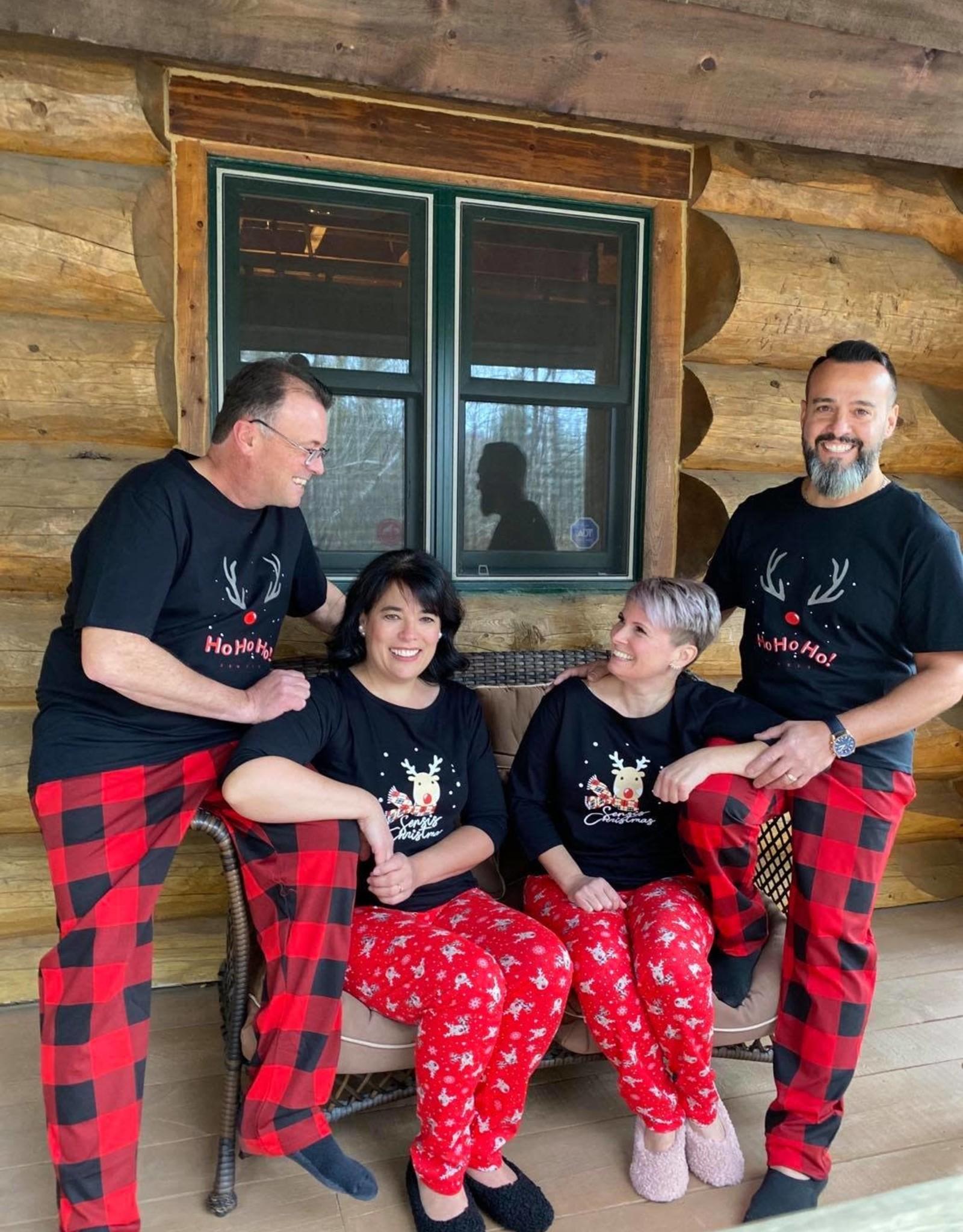 Sensis Pyjama 2pcs Pantalon Chandail Christmas Sensis Schianto