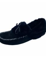 Pantoufles de Suède Alfred Cloutier Lynette 2A24-02-M
