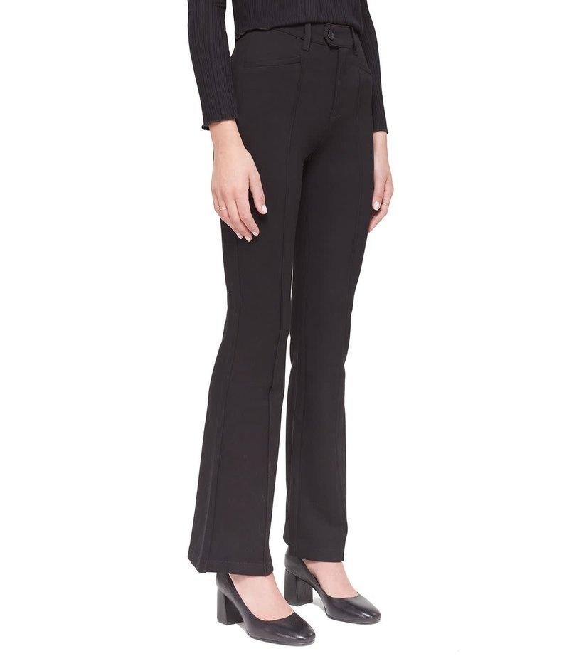 Lola Jeans Pantalon Évasé Taille Haute Lola Jeans Azure