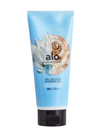 Fruits et Passion Gel Douche alo Fleur de Mer 200ml