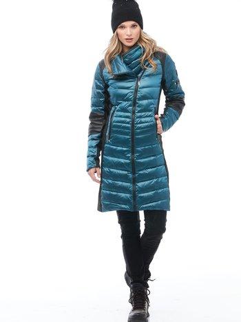 Furlux Manteau Ajusté à Rembourrage en Duvet Furlux ELSA