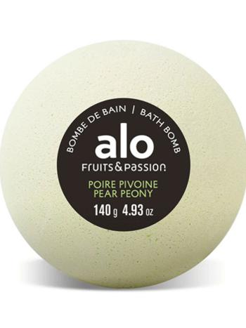 Fruits et Passion Bombe de Bain alo Poire Pivoine 140g