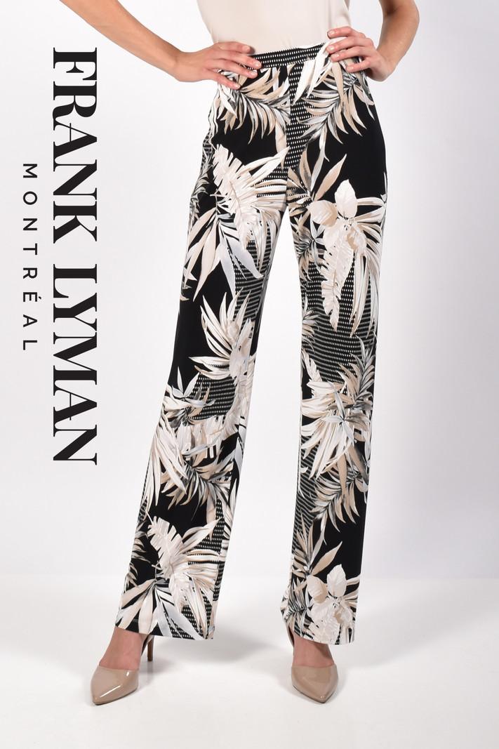 Frank Lyman Pantalon Ample Imprimé Tropical Frank Lyman 216289