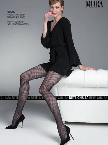 Collant Mura Fishnet C3575