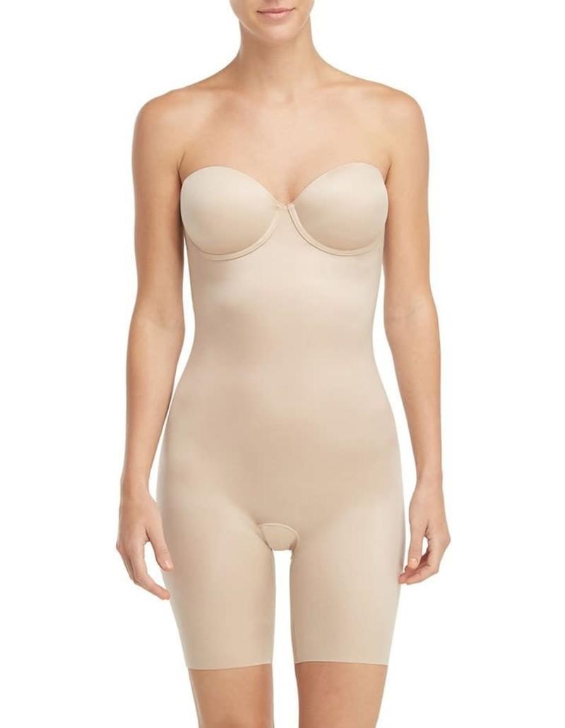 Bodysuit Strapless Mi-cuisse Padder SPANX 10156R