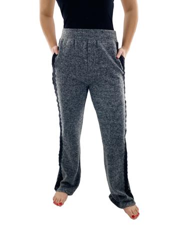 Pantalon Ligne Dentelle Elena Wang EW23164