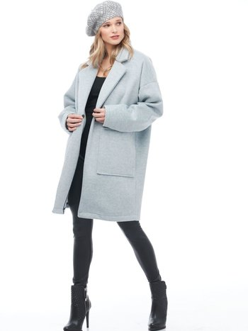 Furlux Manteau de Lainage Furlux KELLY