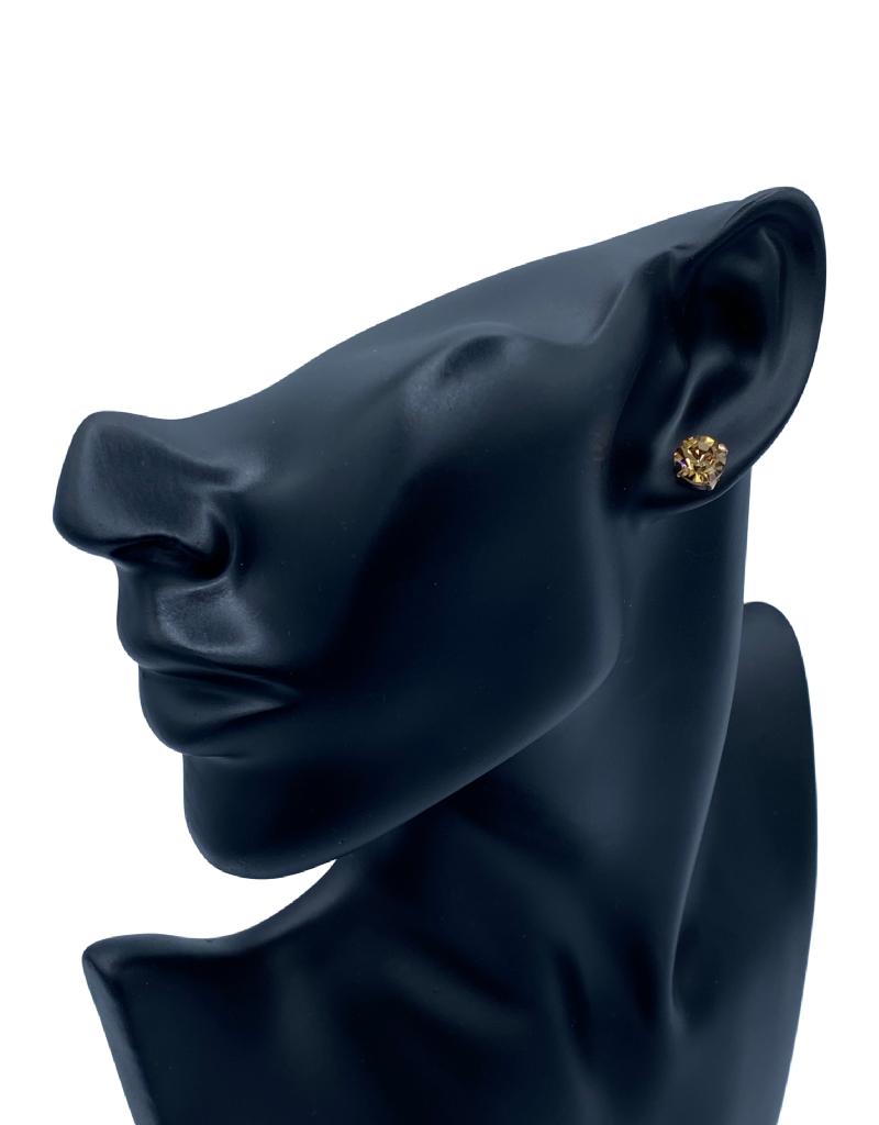 Mariana Boucles d'oreilles Clous Mariana E-1440 Gold 246 RG2