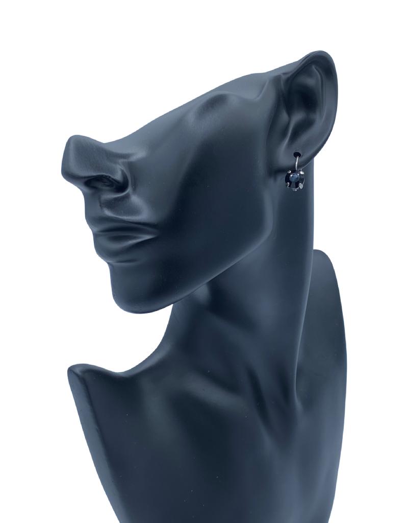 Mariana Boucles d'oreilles Mariana E-1440 Noir 280 SP6