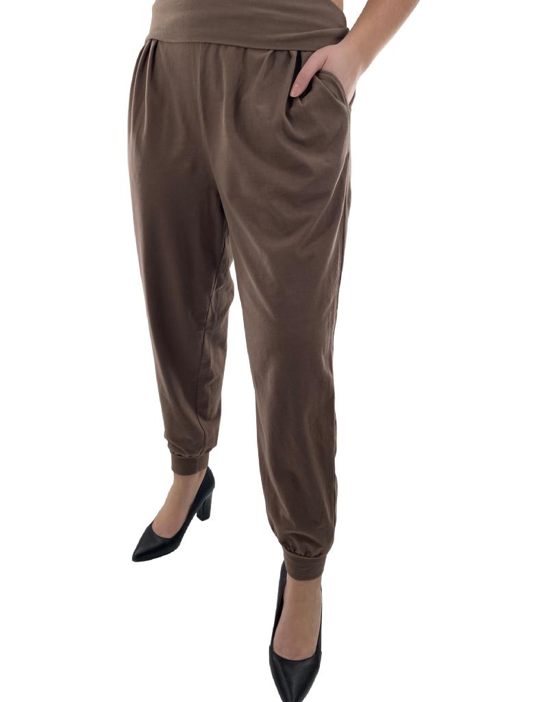 mododoc Pantalon Harem Taille Haute Mododoc 47A-96207