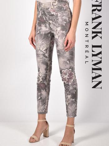 Frank Lyman Jeans Réversible à Motif Floral Frank Lyman 211111U