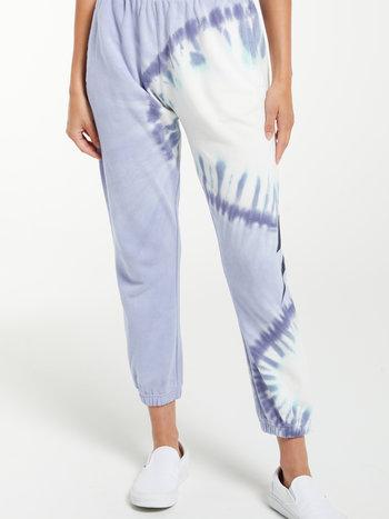 Z Supply Pantalon Jogger Sunburst Tie Dye Z Supply ZP211798