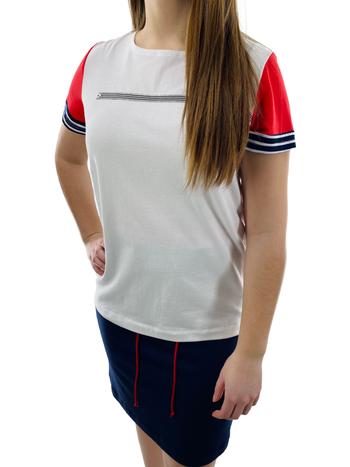 Valzère T-Shirt Style Marin Valzère CH-9-2185