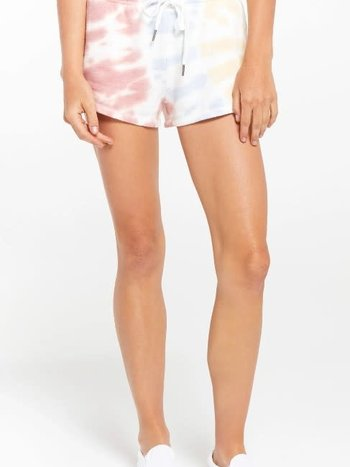 Z Supply Short à Motif Tie Dye Off Set Z Supply Malibu ZS211305
