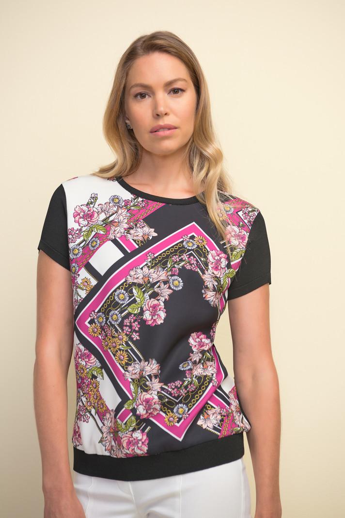 Joseph Ribkoff T-Shirt à Imprimé Joseph Ribkoff 211926