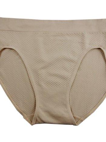 Culotte Taille Haute Texturée FEM 638