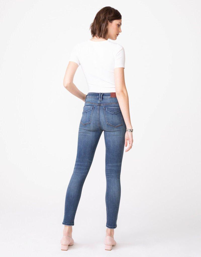 Unpublished Jeans Skinny à Taille Haute Unpublished Ella
