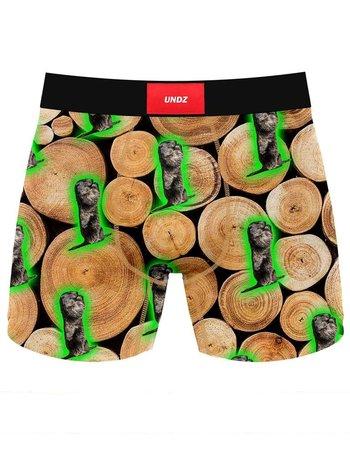 UNDZ Boxer UNDZ Classic Logs