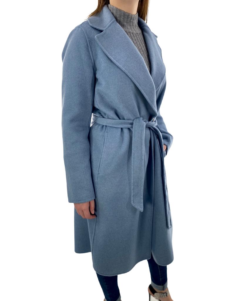 Esprit Manteau de Laine avec Ceinture à Nouer Esprit 011EO1G303