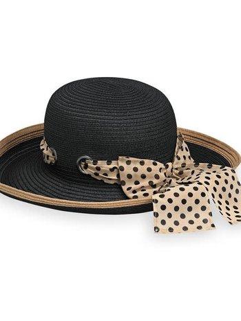Chapeau Paquetable et Ajustable 100% Paper Braid UPF 50+ Wallaroo Julia