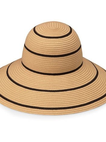 Chapeau Paquetable et Ajustable 100% Paper Braid UPF 50+ Wallaroo Savannah