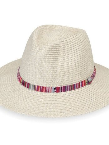 Chapeau Paquetable et Ajustable 100% Paper Braid UPF 50+ Wallaroo Sedona