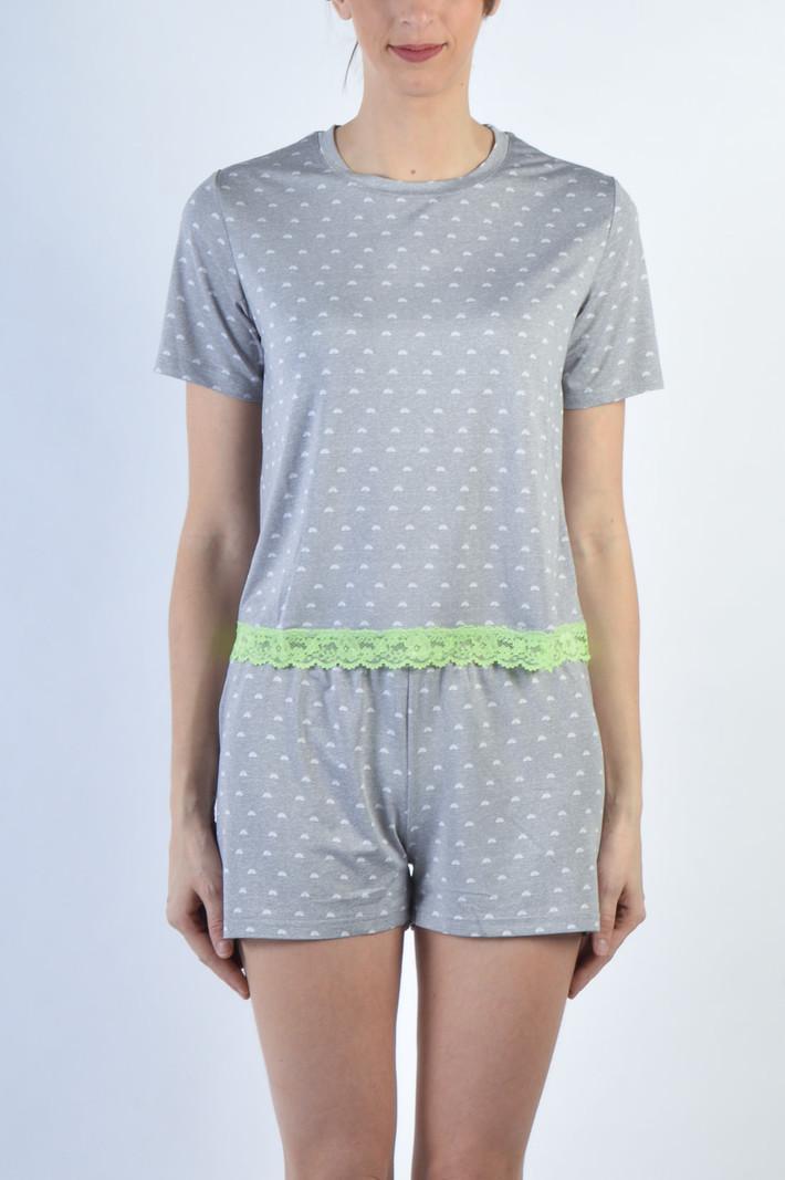 Comfort & Co. Pyjama 2pcs Shorts et T-shirt Comfort & Co. BA032120