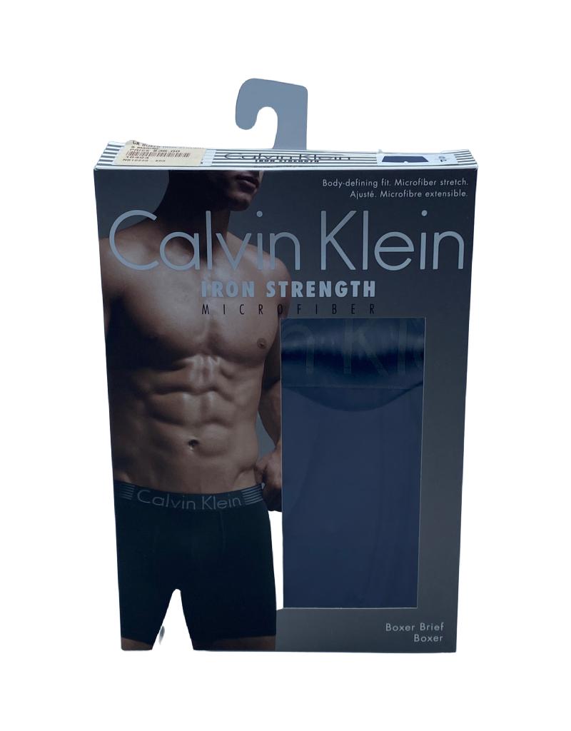 Boxer Ajusté Calvin Klein en Microfibre Extensible NB10226-403