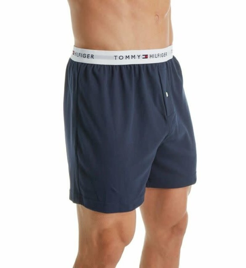 Boxer Ample Tommy Hillfiger en Jersey 100% Cotton Ultra Confortable HCT3108