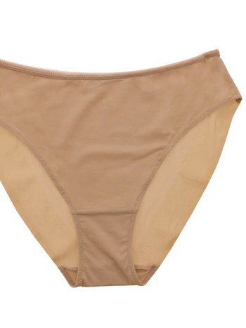 Culotte Hi-Cut Brief Nudies Montelle 9107