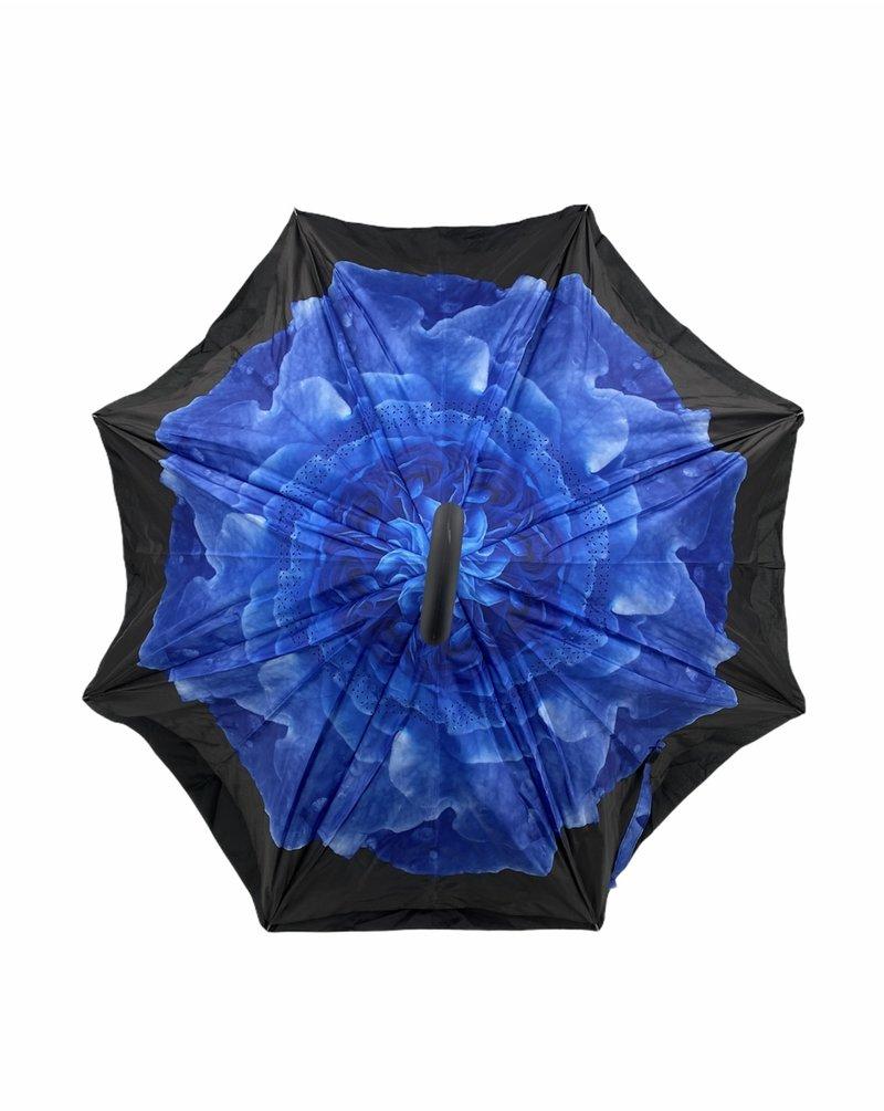 Parapluie Rose Bleu Umbrello PAR-FRB