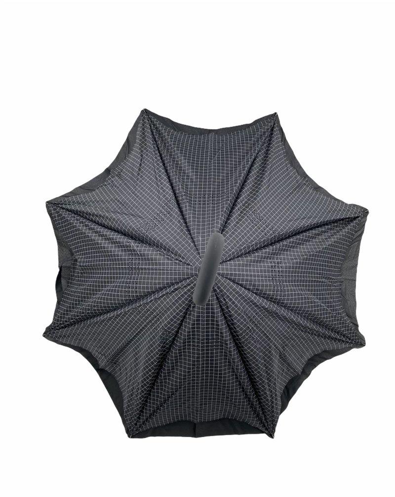 Parapluie Carrelé Noir Umbrello PAR-NC