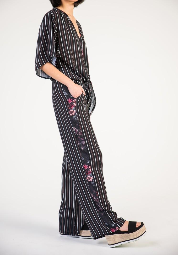 Airoldi Couture Pantalon Ample Airoldi Couture P21S7067